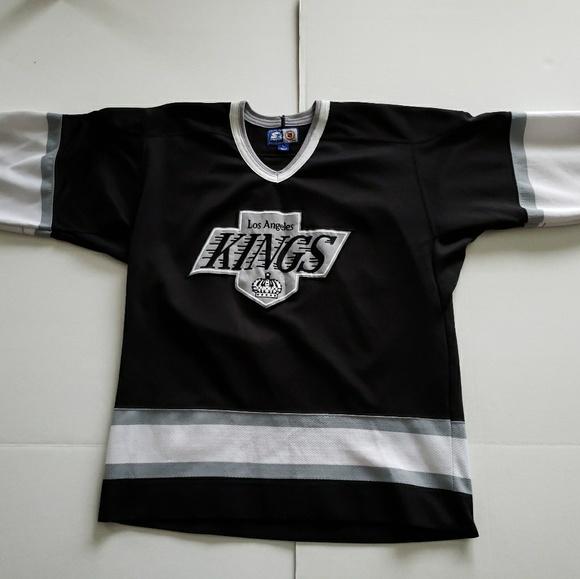 quality design 1966e 95266 LA Kings Hockey Jersey